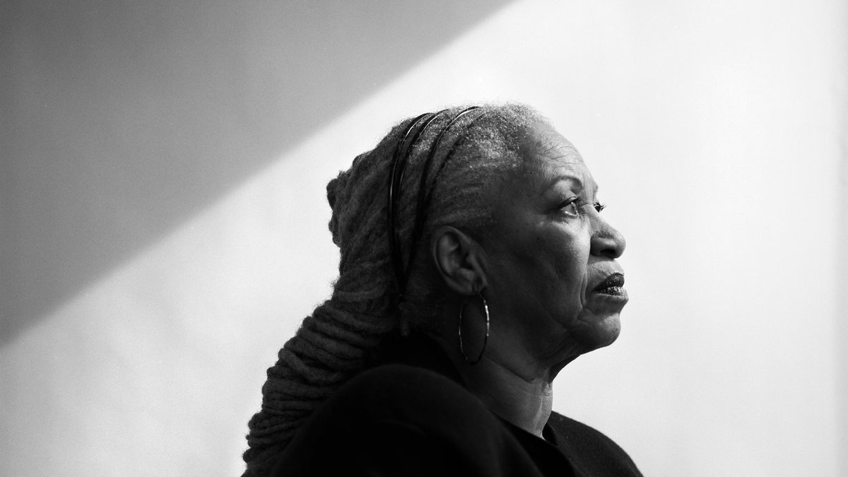 """The Nobel laureate Toni Morrison, known for """"Song of Solomon"""" and """"Beloved,"""" died at 88. We interviewed her in 2015. Watch as she reads from her novel, """"God Help the Child."""" Read more about her life: https://nyti.ms/2yJuApi"""