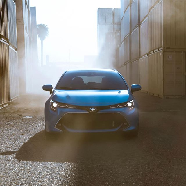 This hatch can't be contained! The all-new #Corolla Hatchback. #LetsGoPlaces . Visit Jeff Wyler Toyota of Springfield at https://t.co/fCz4tTPhHB https://t.co/kEcBCcNfGK https://t.co/LAf8qBpDM3