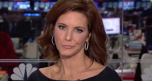 MSNBC Stephanie Ruhle - maybe the shooting in El Paso will ...
