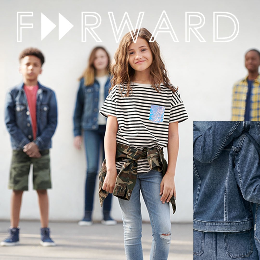The best back-to-school looks push them FORWARD into a world of their own creation. likeshop.me/gapkids #GapToSchool