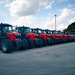 Image for the Tweet beginning: Agco All Freshly Lined up!