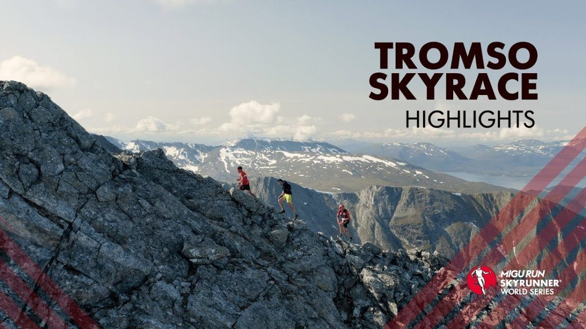 Check out the highlights from the Tromsø Skyrace, including returning-champ Jonathan Albon, a new course record by Johanna Åström, and Hillary Allen @hillygoatclimbs facing her fears. #findyourdirt #findyourvert #trailrunner #trailrunning buff.ly/2OEQB3u