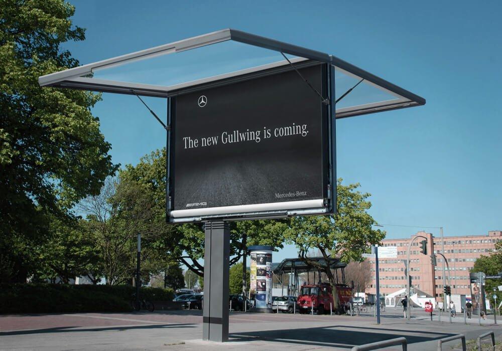 Реклама уличная картинки