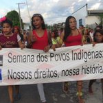 Image for the Tweet beginning: On World Indigenous Day we