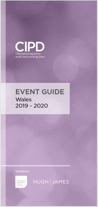 Eeek! ..Our sparkling new event guide will be hitting those doormats this week! If you are interested in any of our events please book in advance as spaces are limited. @CIPD_Events