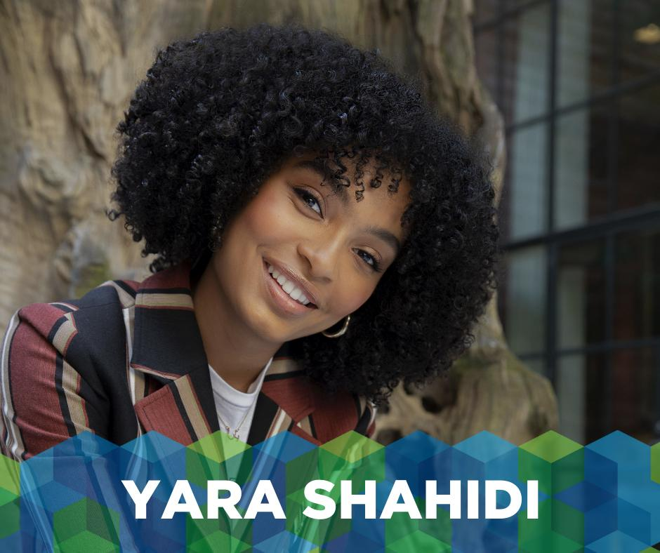 Actress, model, activist, and NAACP Image Award winner, Yara Shahidi is this week's #MassWomen Speaker Spotlight. An advocate for women's issues and diversity in media, Shahidi will Keynote this year's conference. Raise your hand if you're excited to hear her speak. <br>http://pic.twitter.com/LXhx6p1fgf