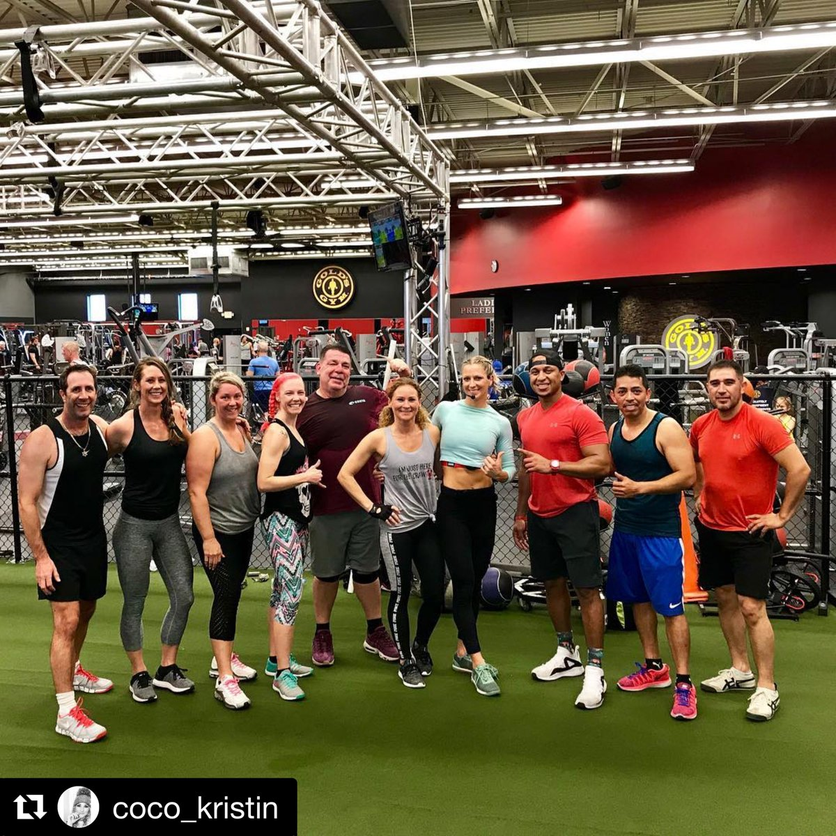 Golds Gym Houston (@GoldsHouston) | Twitter