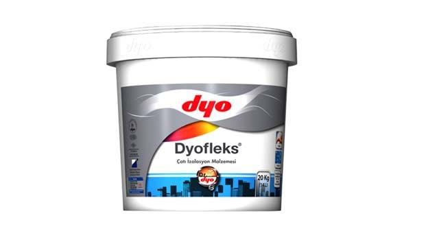 Dyofleks ile su sızdırmayan çatılar