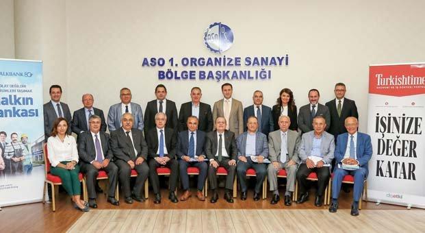 ASO 1. OSB, Ankara'yı sanayi merkezine dönüştürdü