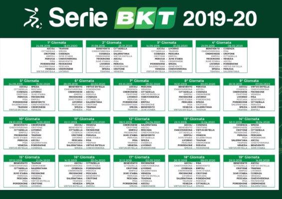 Calendario Calcio Serie A 2020.Sportmediaset It On Twitter Serieb Ecco Il Calendario