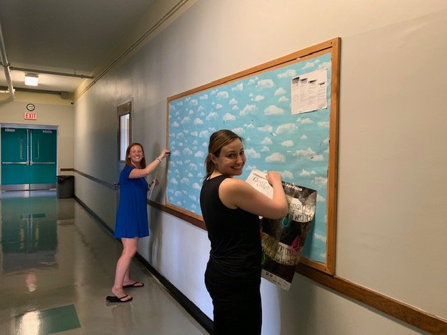 test Twitter Media - Last week was Volunteer & Beer! 15 friends of ICSF volunteered their time at @CHSBoston to assist with various projects & help prepare for the upcoming school year. We are proud of our partnership with CHS & thankful for the willingness our volunteers had to help!  #ICSFBoston https://t.co/zINgC77kAw