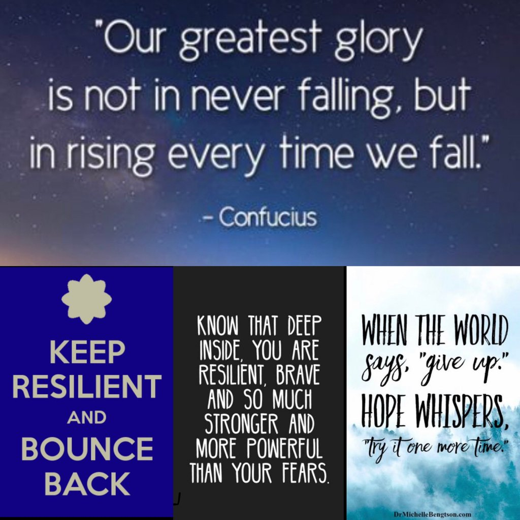 Tuesday Tidbits. #EduGladiators #Beresilient #wefallwerise