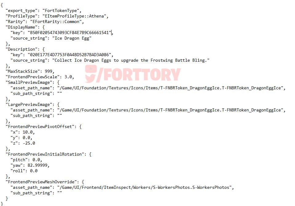 FortTory - Fortnite Leaks & News on Twitter: