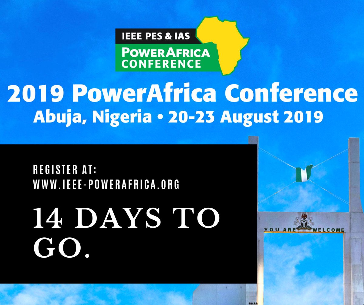 IEEE PES-IAS PowerAfrica 2019 (@PowerAfrica2019) | Twitter
