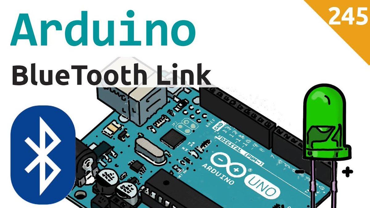 Realizzare un collegamento bluetooth master-slave con Arduino - Video 245  https:// youtu.be/ZHEZMKKxuhs     #6agosto #video #arduino<br>http://pic.twitter.com/49cwJVracs