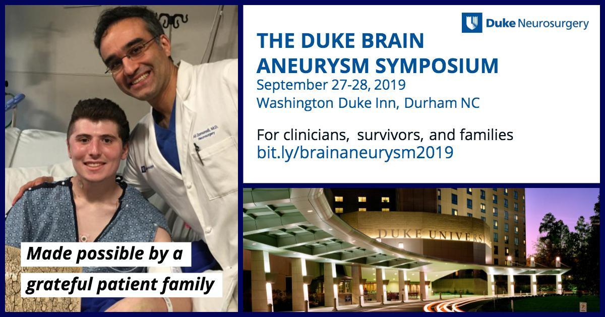 Duke Neurosurgery - @Dukeneurosurg Twitter Profile and