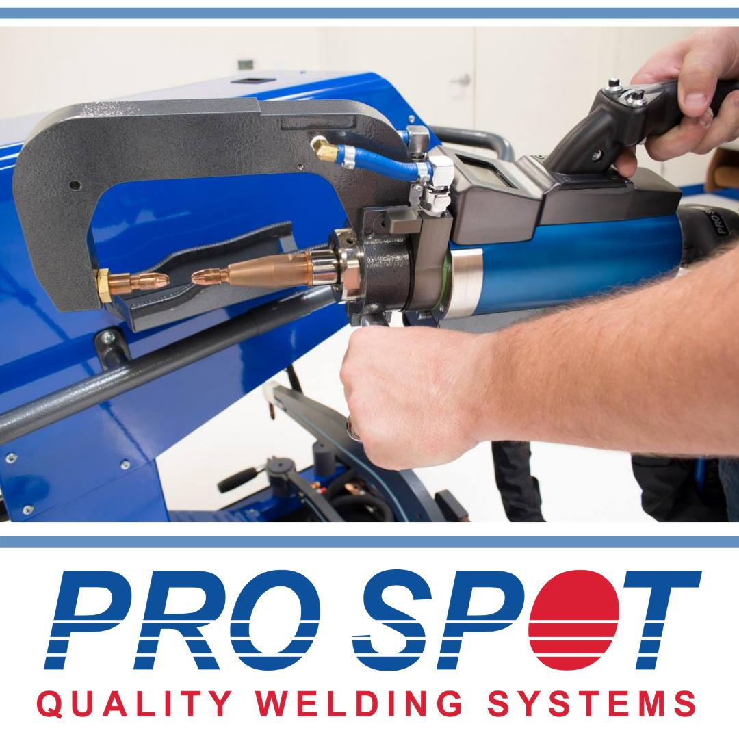 Prospot sp5 welder