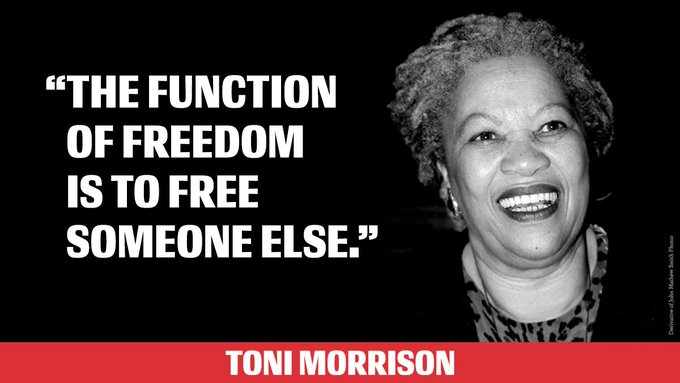 Toni Morrison: Nobel Prize-winning author dies