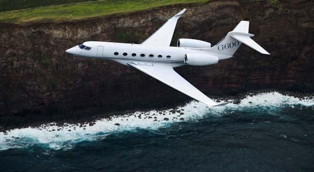 FAA'dan Gulfstream G600'e tip ve üretim sertifikası