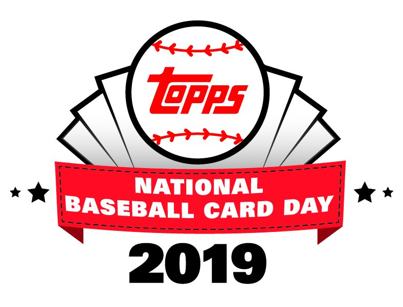 Topps On Twitter National Baseball Card Day Is Coming Your