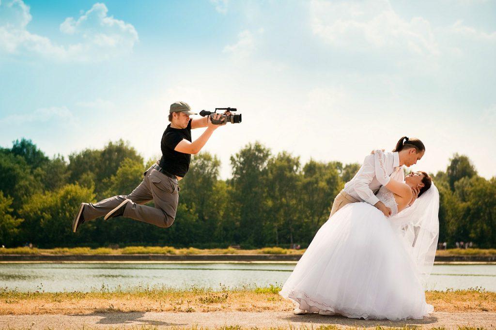 Новым, как делаются красивые свадебные фотографии