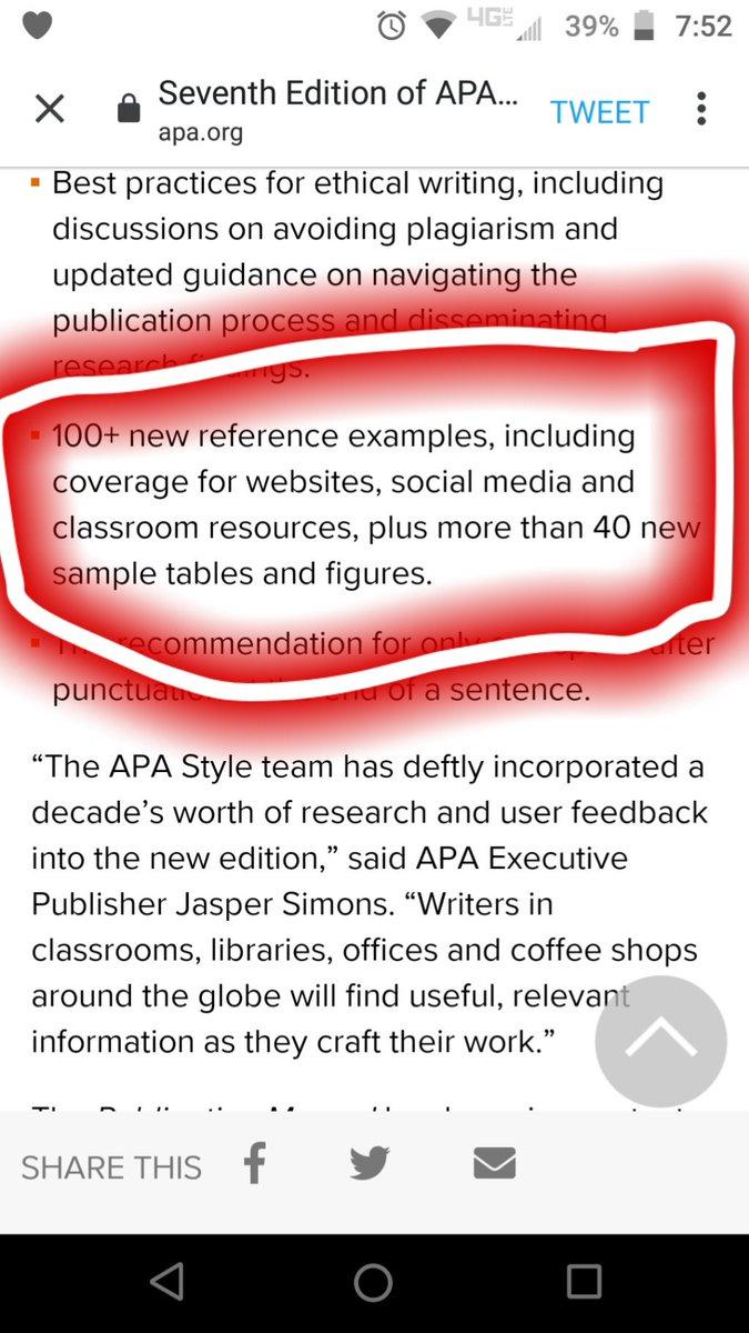 how to cite a textbook apa