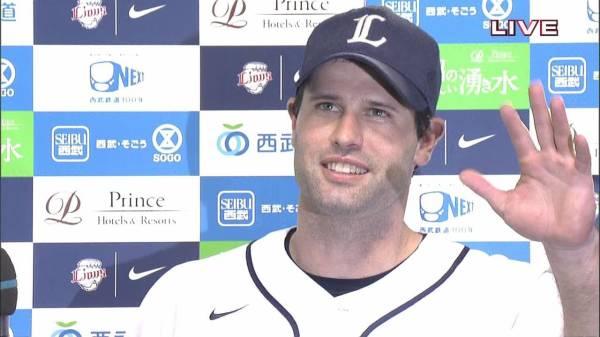 """埼玉西武ライオンズ on Twitter: """"西武ライオンズOBのテリー・ウィット ..."""