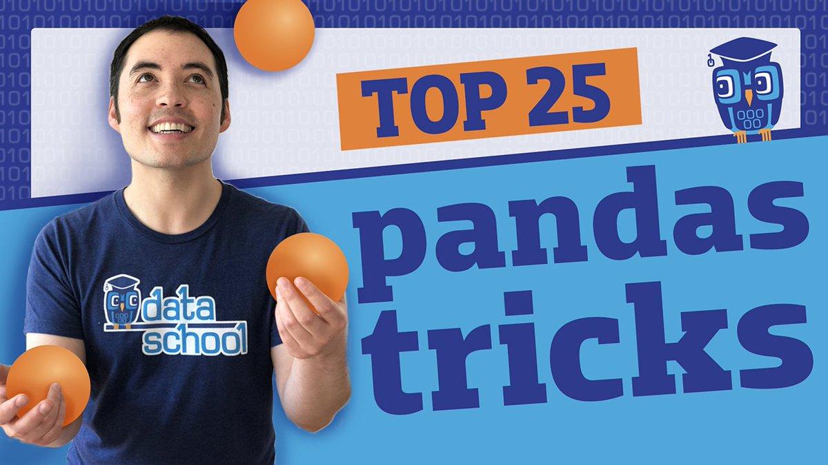 🐼🤹 ♂️ pandas tricks