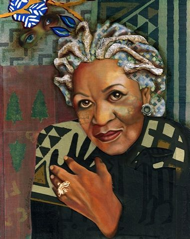 #6agosto I am the first African American woman to win the Nobel Prize literature #ToniMorrison e Cathleen Antoine<br>http://pic.twitter.com/CF4ICI6KhM