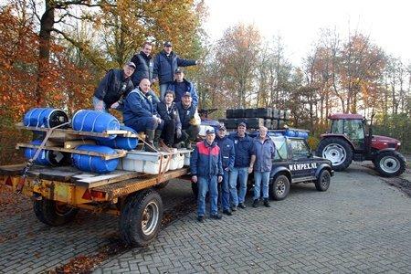 test Twitter Media - Garage Veenstra uit Bakkeveen en Loon- droog en mechanisatiebedrijf Wijntjes Eijbergen bv verzorgen ook bij de komende WAMPEX de tractor en wagens voor de bouwgroep. https://t.co/stda9hkt6E