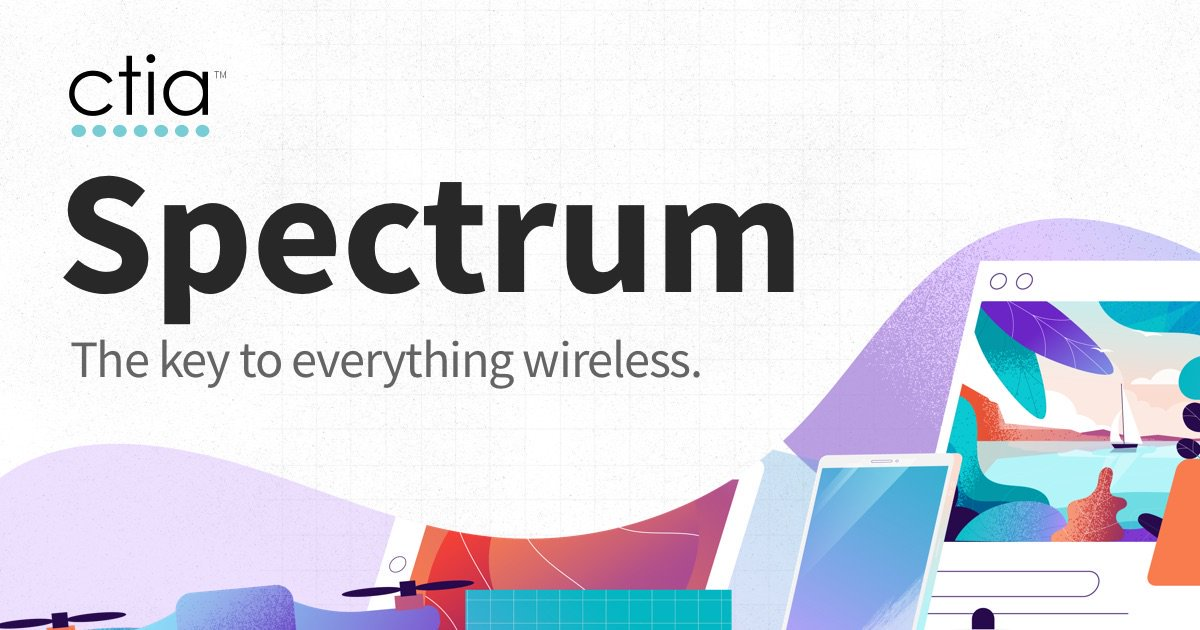 spectrum hashtag on Twitter
