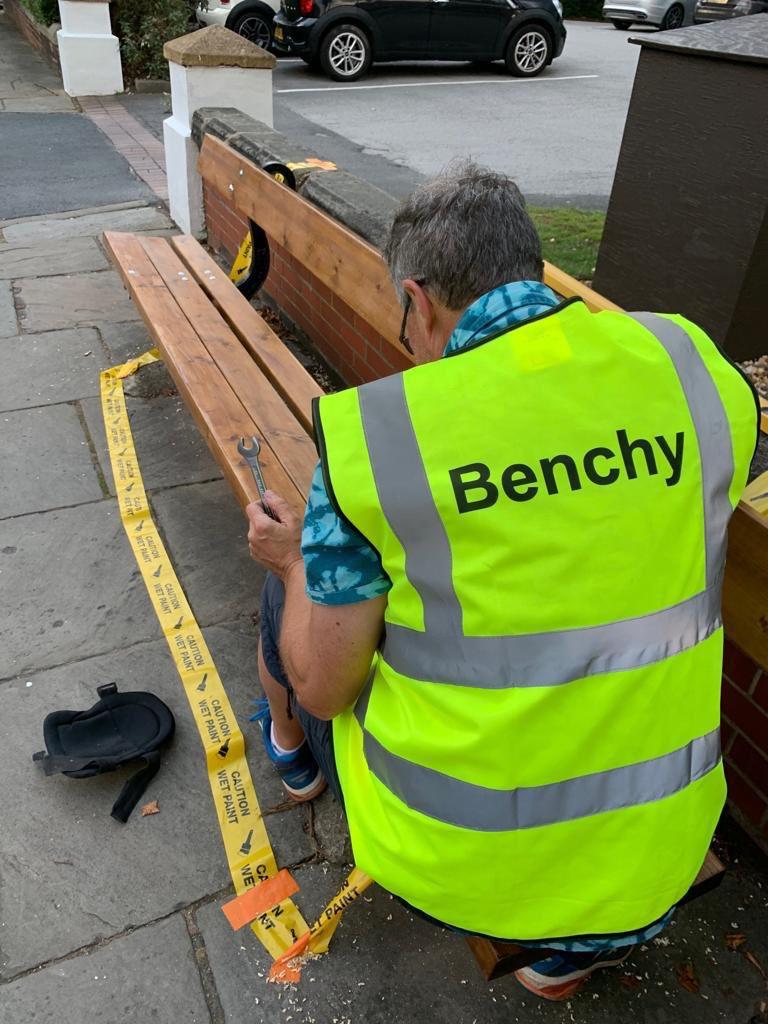 benchy hashtag on Twitter