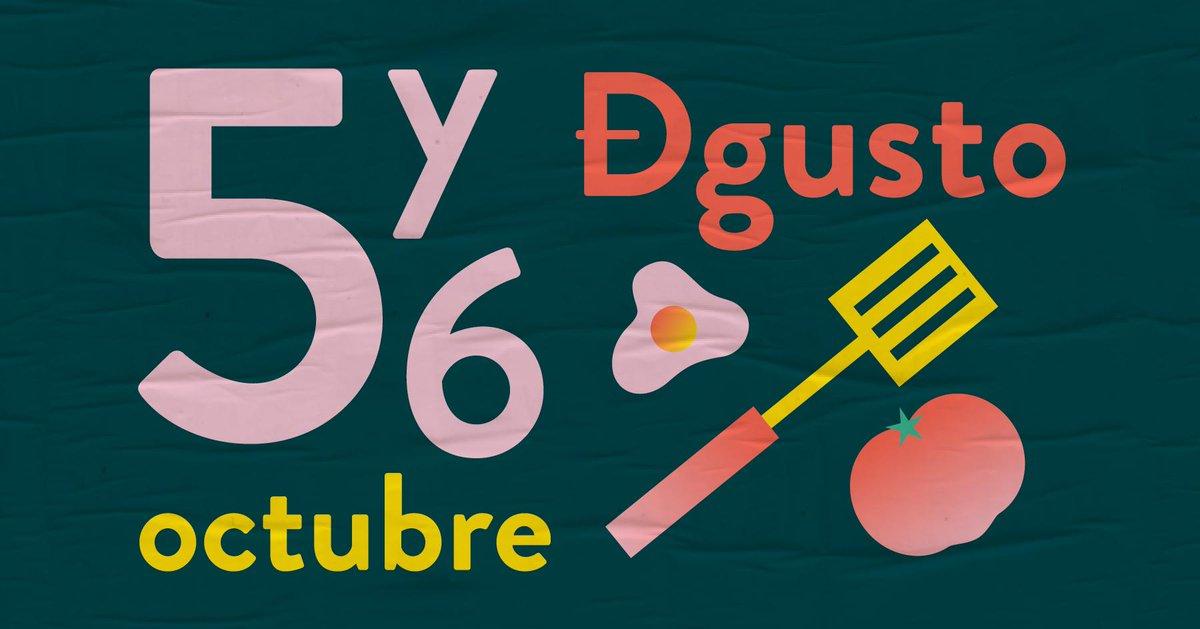 ¡VUELVE ĐGUSTO!  Fin de semana del patrimonio y nosotros lo celebramos con tradiciones gastronómicas que nos acompañan desde siempre  Nos vemos el 5 y 6 de octubre en el Parque Grauert (Arocena y Lieja), ¿venís? https://t.co/YnJGkqqMt5