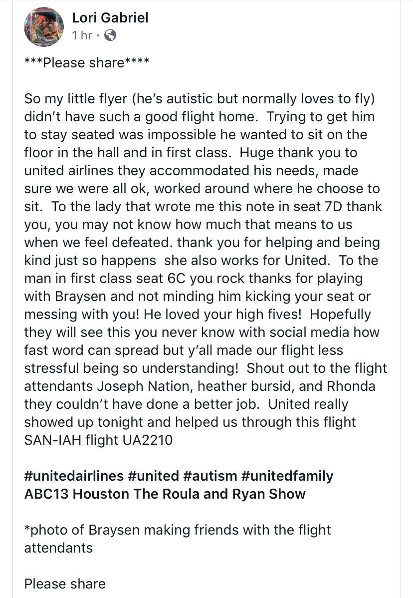 United Airlines в Twitter: