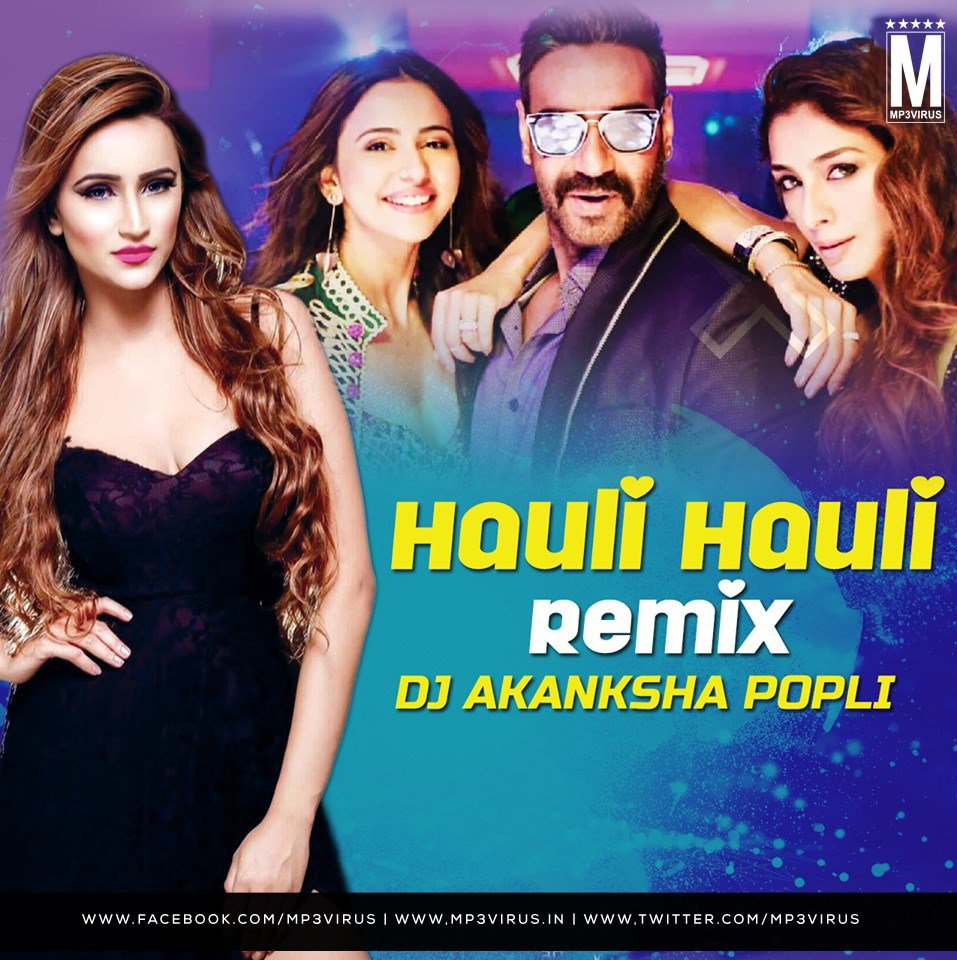 Hauli Hauli (Remix) – Dj Akanksha Popli  Play/Download :: https://www.mp3virus.in/Hauli-Hauli-Akanksha …  #HauliHauli #DJAkankshaPopli #MP3Viruspic.twitter.com/Un97RIYw7u