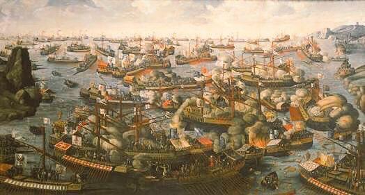 無敵艦隊】1588年スペイン王フェリペ2世が英国制圧のために派遣した ...
