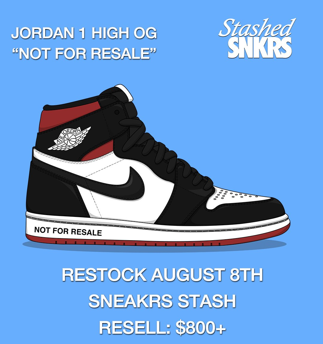 Stashed SNKRS on Twitter: \