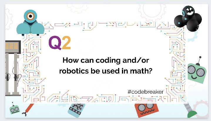 Q2: #codebreaker