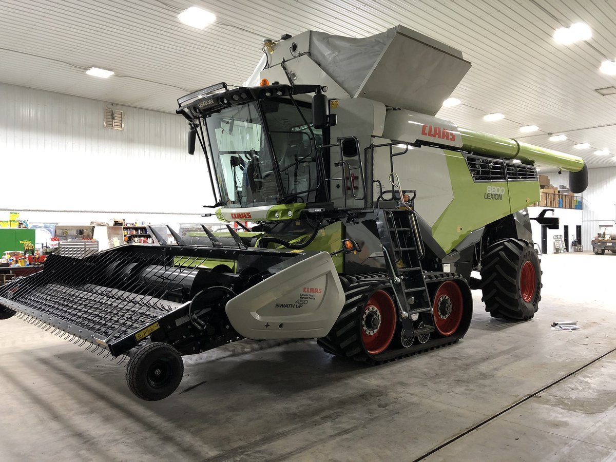 claas hashtag on Twitter