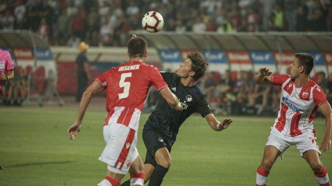 Crvena Zvezda vs FC Copenhagen