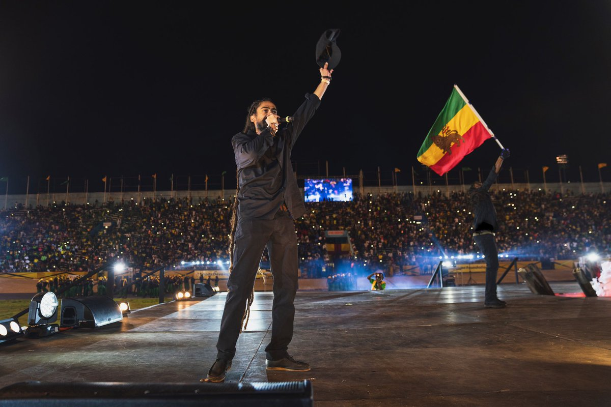 RT @damianmarley: Happy Independence Day #Jamaica https://t.co/3nNFraQV10