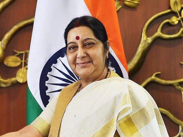 आज हमारे देश की एक महिला मां शक्ति और भारतीय जनता पार्टी के सशक्त नेता इस दुनिया में नहीं रही बहुत बड़ा दुख है ,विदेश मंत्रालय के तौर पर बहुत ही बड़ा काम किया और सराहनीय काम किया कई इतिहास रचे ,आज हमारे बीच में नहीं है बहुत बड़ा दुख है ,भगवान आत्मा को शांति दे । @narendramodi