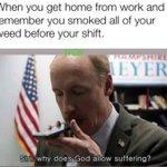 Image for the Tweet beginning: 🍁 #meme #life #cannabis #weed #marijuana