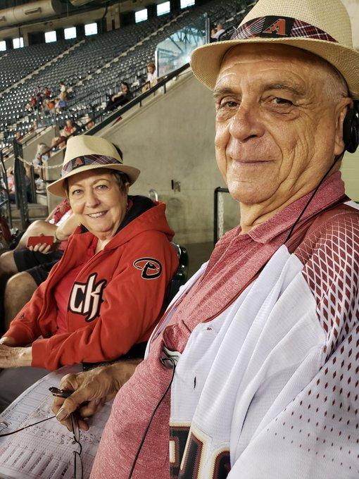 Happy birthday to longtime season ticket holder, Bill Berry!