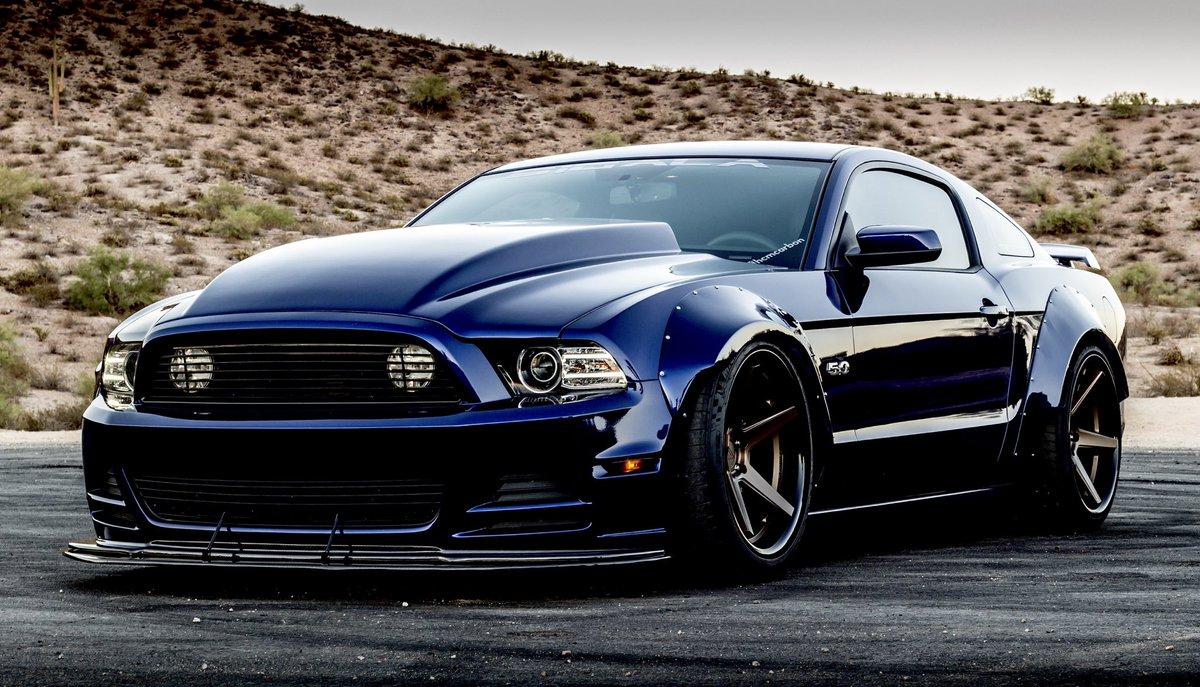 5 Mustang