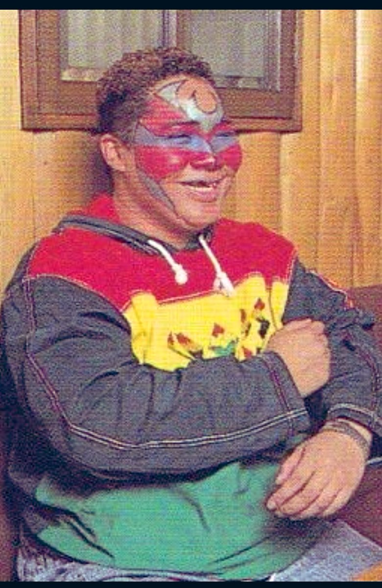 God made the devil just for fun. When he wanted the real thing he made Aja Kong.   Best entrance song of all time? #AskWrestlingGenius  <br>http://pic.twitter.com/Q7CEcJTKFe