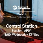 Learn about @Control_Station LOOP-PRO TUNER at TechEd EMEA (Session AP04). Take control of PID controllers #ROKLive https://t.co/8SyWlVicqM