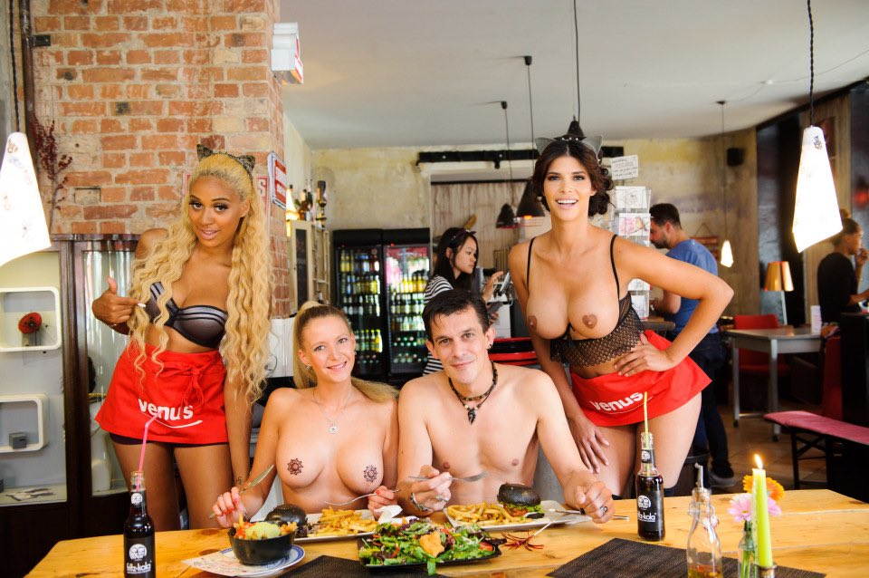 Dinner Party Turns Sex Party