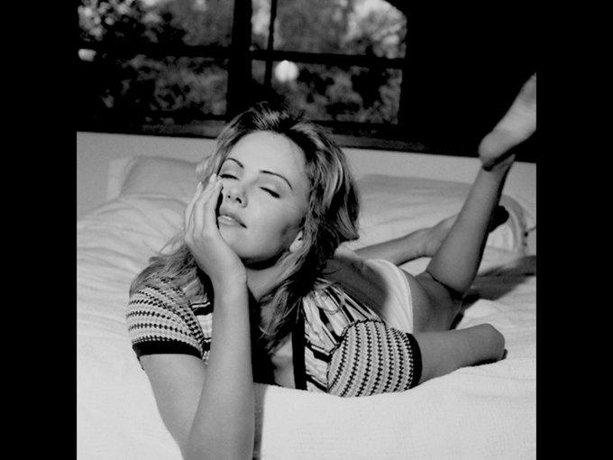 Happy 44th birthday Charlize Theron