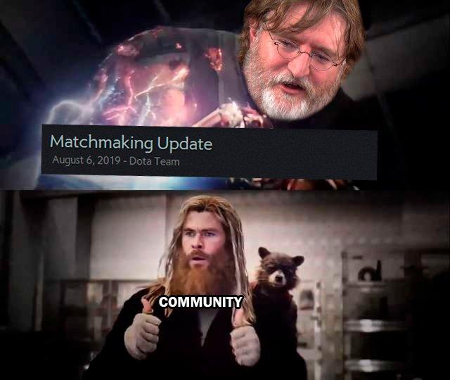 Dota 2 matchmaking päivitys